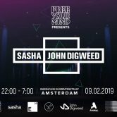 Free Your Mind presents Sasha & John Digweed (Warehouse Edition)
